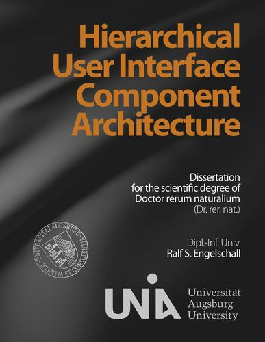 Hierarchical User Interface Component Architecture