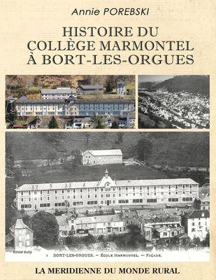 Histoire du collège Marmontel à Bort-les-Orgues