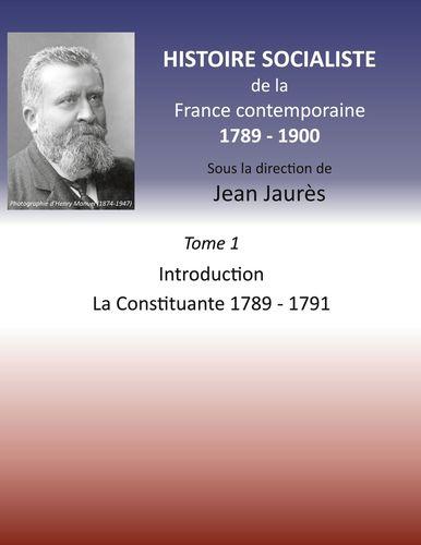 Histoire socialiste de la France contemporaine 1789-1900