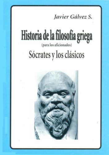 HISTORIA DE LA FILOSOFIA GRIEGA  II