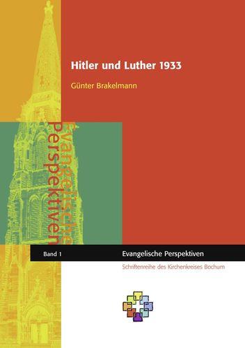 Hitler und Luther 1933