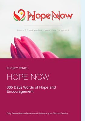 HOPE NOW 365 DAYS DEVOTIONAL