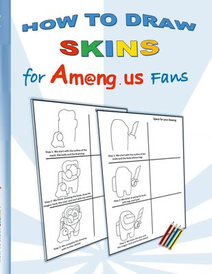 How to Draw Skins for Am@ng.us Fans