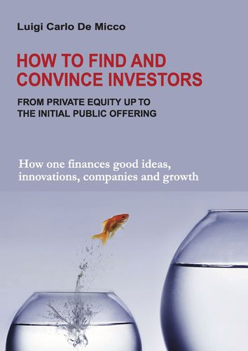 How to find and convince investors