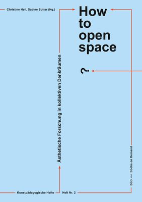 How to open space?