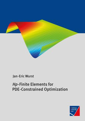 Hp-Finite Elements for PDE-Constrained Optimization