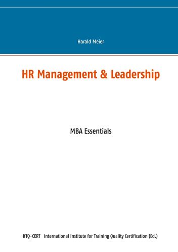 HR Management & Leadership