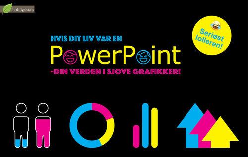 Hvis dit liv var en Powerpoint...