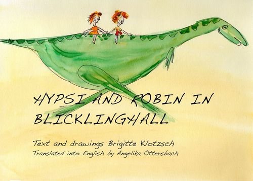 Hypsi and Robin in Blicklinghall