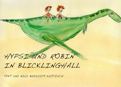 Hypsi und Robin in Blicklinghall