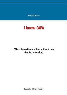 I know CAPA