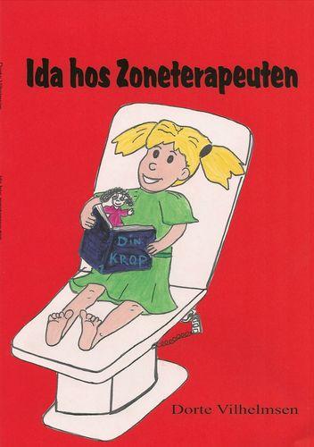 Ida hos Zoneterapeuten