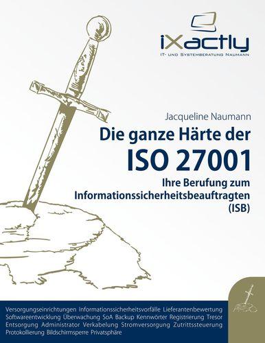 Ihre Berufung zum Informationssicherheitsbeauftragten (ISB)
