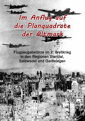 Im Anflug auf die Planquadrate der Altmark