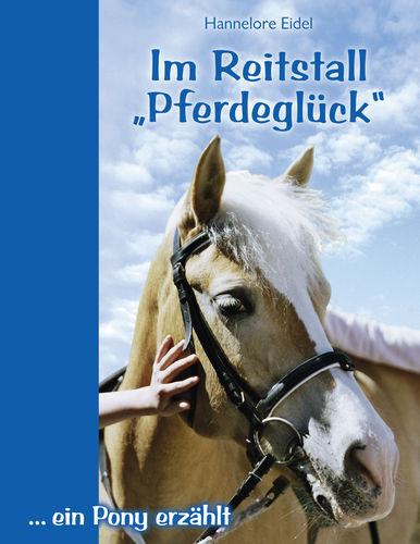 """Im Reitstall """"Pferdeglück"""""""