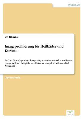 Imageprofilierung für Heilbäder und Kurorte