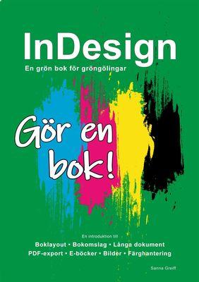 InDesign - En grön bok för gröngölingar