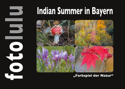 Indian Summer in Bayern
