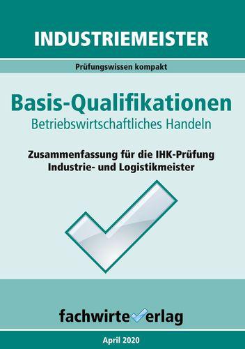 Industriemeister: Betriebswirtschaftliches Handeln