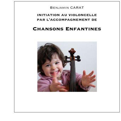 Initiation au violoncelle par l'accompagnement de chansons enfantines
