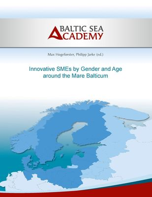 Innovative SMEs by Gender and Age around the Mare Balticum