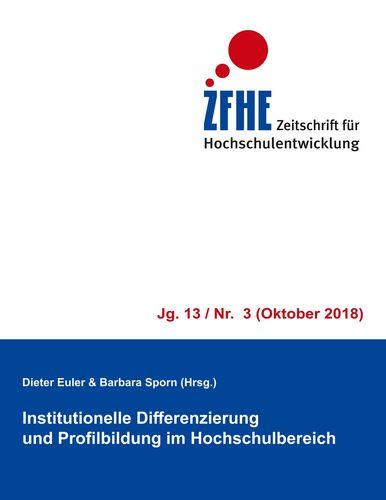 Institutionelle Differenzierung und Profilbildung im Hochschulbereich