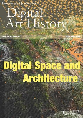 International Journal for Digital Art History: Issue 3, 2018