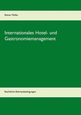 Internationales Hotel- und Gastronomiemanagement