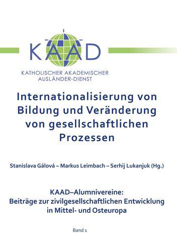 Internationalisierung von Bildung und Veränderung von gesellschaftlichen Prozessen