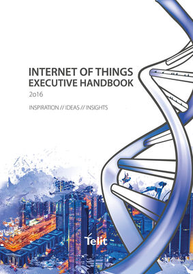 Internet of Things – Executive Handbook 2016