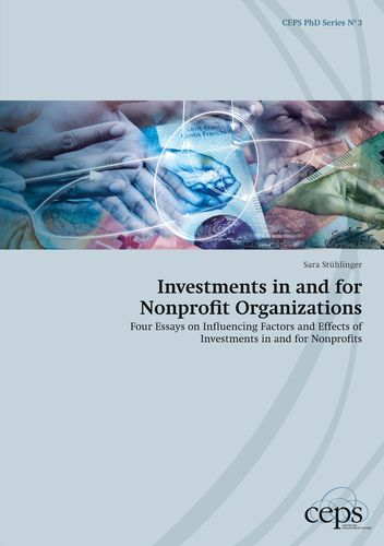 Investments in and for Nonprofit Organizations