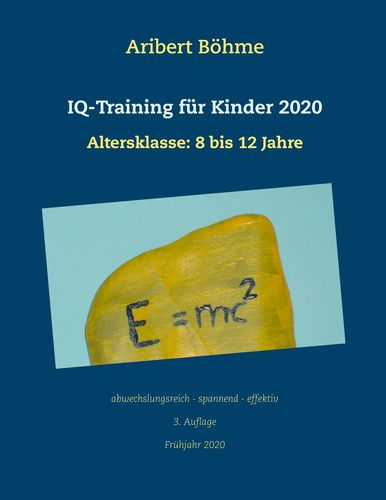 IQ-Training für Kinder 2020