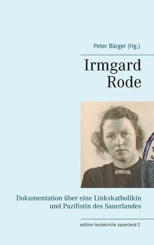 Irmgard Rode (1911-1989)