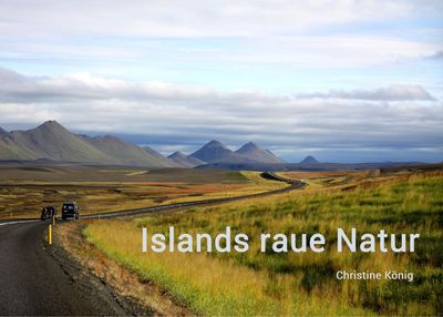 Islands raue Natur