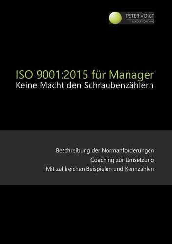 ISO 9001:2015 für Manager