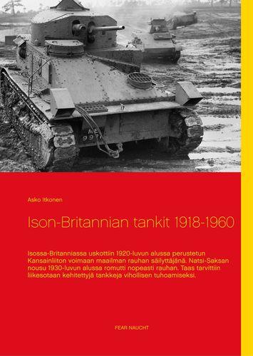 Ison-Britannian tankit 1918-1960