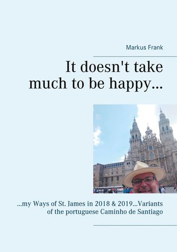 It doesn't take much to be happy...