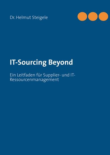 IT-Sourcing Beyond