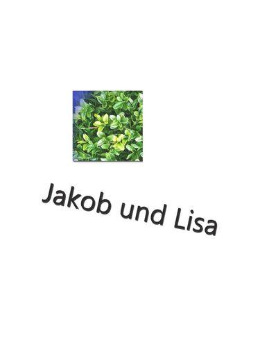 Jakob und Lisa 3
