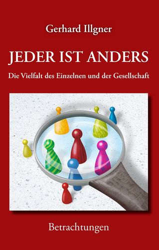 JEDER IST ANDERS