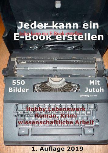 Jeder kann ein E-Book erstellen