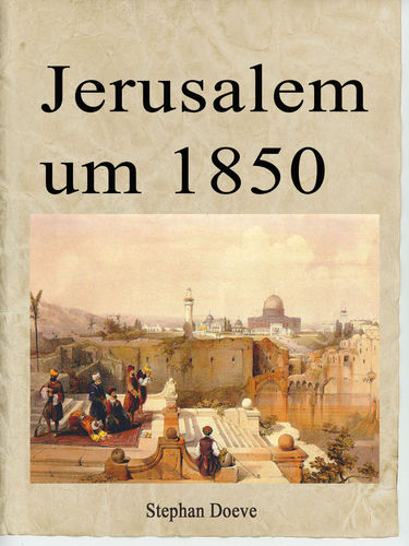 Jerusalem um 1850