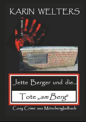 """Jette Berger und die Tote """"am Berg"""""""