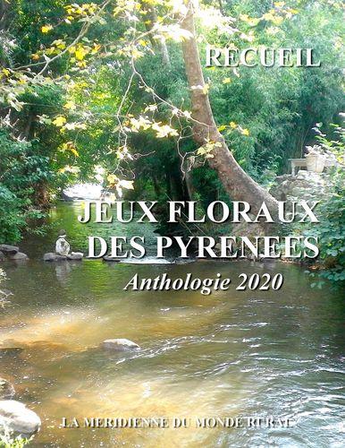 Jeux Floraux des Pyrénées - Anthologie 2020