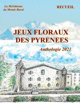 Jeux Floraux des Pyrénées - Anthologie 2021