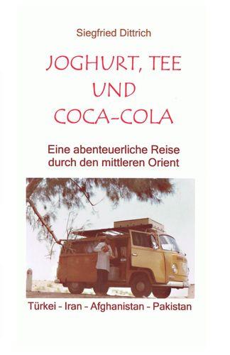 Joghurt, Tee und Coca-Cola