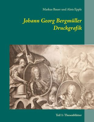 Johann Georg Bergmüller Druckgrafik
