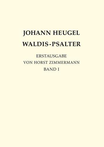 Johann Heugel: Waldis-Psalter