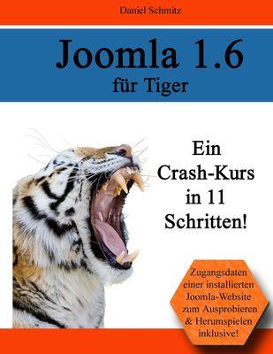 Joomla 1.6 für Tiger