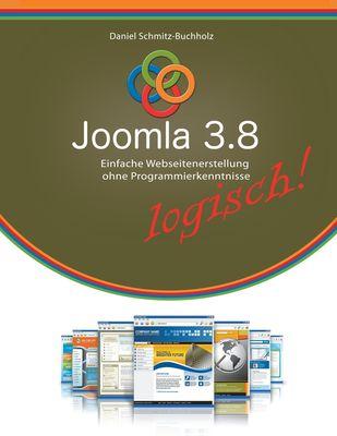 Joomla 3.8 logisch!